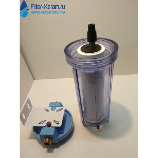 Фильтр Ледник-1 (тонкая керамика + уголь) Л1
