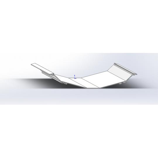 Тонкослойные модули для осветлителей и отстойников (линейка ЛТ)