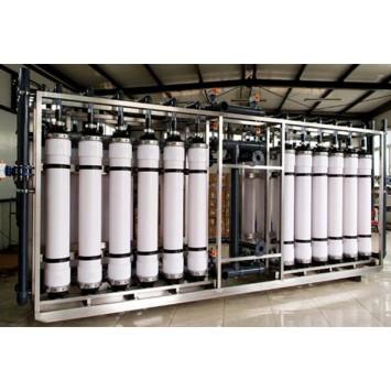 Промышленные установки на керамических мембранах